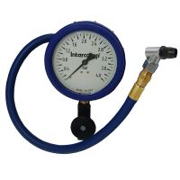 "4"" - 0-4 BAR Fill, Bleed & Read Air Pressure Gauges"