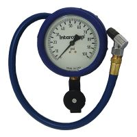"4"" - 100PSI Fill, Bleed & Read Air Pressure Gauges"
