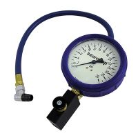 "4"" - 30PSI Fill, Bleed & Read Air Pressure Gauges"