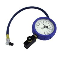 "4"" - 60PSI Fill, Bleed & Read Air Pressure Gauges"