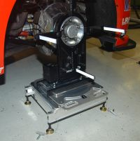 Chassis Set-up Equipment