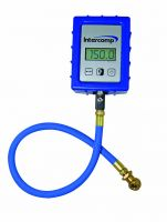 150 PSI Digital Air Pressure Gauge With Ball Chuck