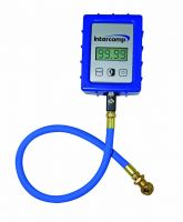 99.99 PSI Digital Air Pressure Gauge With Ball Chuck