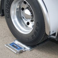 Portable, Static Wheel Load Scales