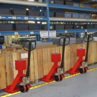 PW800™ Pallet Truck Scale
