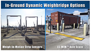 Dynamic Weighbridge Scales for Automated Gates photo